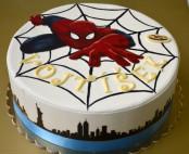 Dort dětský 130 - modelovaný Spiderman