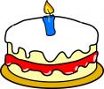 Dorty narozeninové, slavnostní