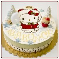 dort desertní HELLO KITTY zimní