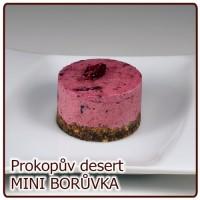 desert MINI – BORŮVKOVÝ fresh