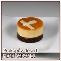 desert MINI – KARAMELOVÝ