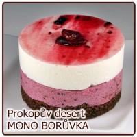 desert MONO – BORŮVKOVÝ fresh