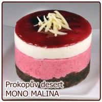 desert MONO – MALINOVÝ fresh