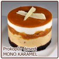 desert MONO – KARAMELOVÝ