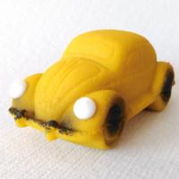 figurka - AUTO BROUK žluté
