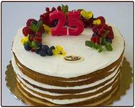 dort NAKED CAKE