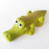 figurka - ALIGÁTOR zelený