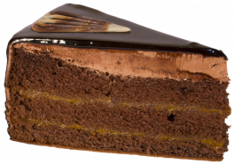 VZPOMÍNKA NA VÍDEŇ - dortový řez